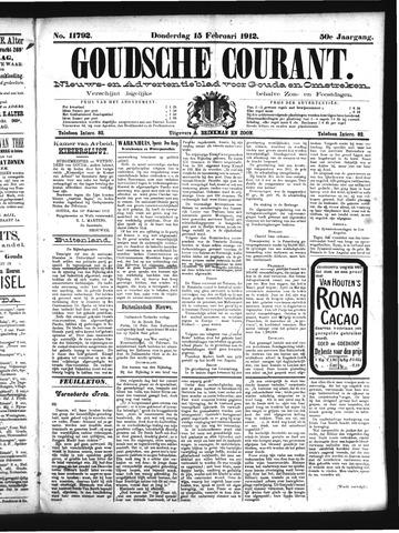 Goudsche Courant 1912-02-15