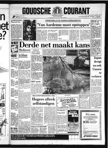 Goudsche Courant 1985-02-14