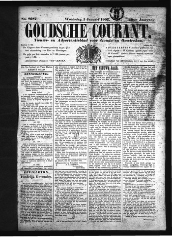 Goudsche Courant 1902