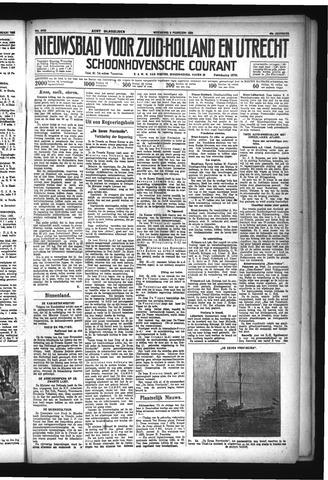Schoonhovensche Courant 1933-02-08
