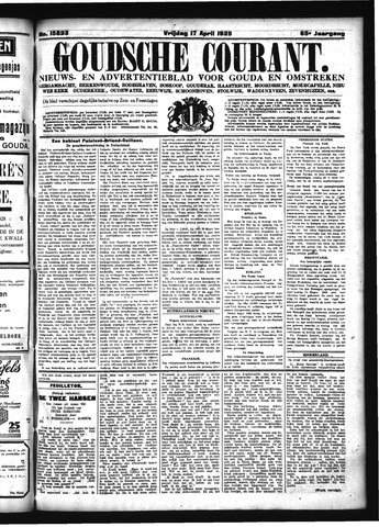 Goudsche Courant 1925-04-17