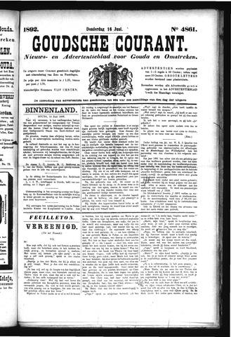 Goudsche Courant 1892-06-16