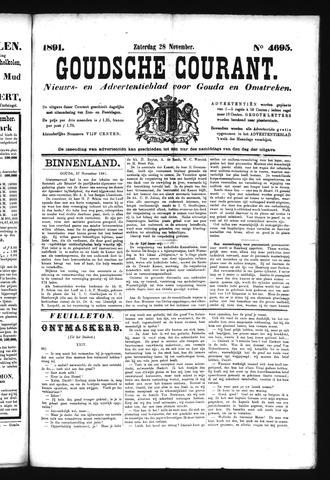 Goudsche Courant 1891-11-28