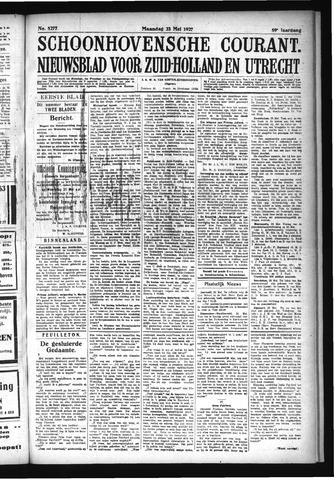 Schoonhovensche Courant 1927-05-23