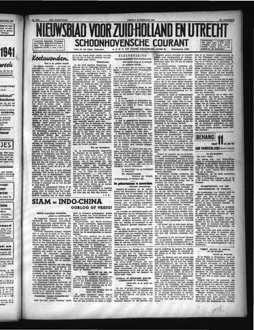 Schoonhovensche Courant 1941-02-28