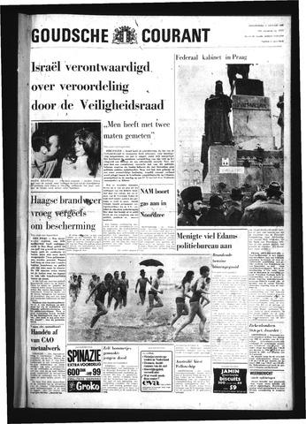 Goudsche Courant 1969