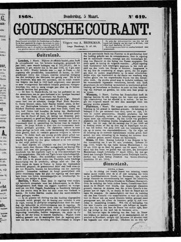 Goudsche Courant 1868-03-05