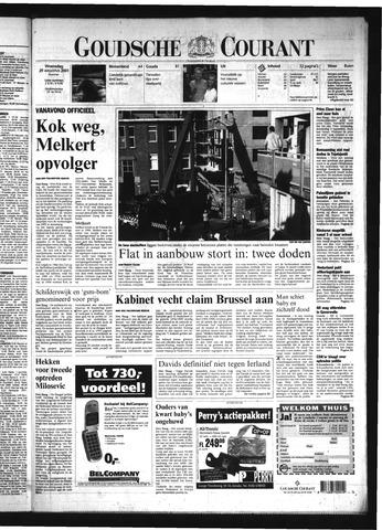 Goudsche Courant 2001-08-29