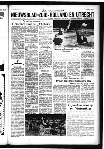 Schoonhovensche Courant 1967-07-21