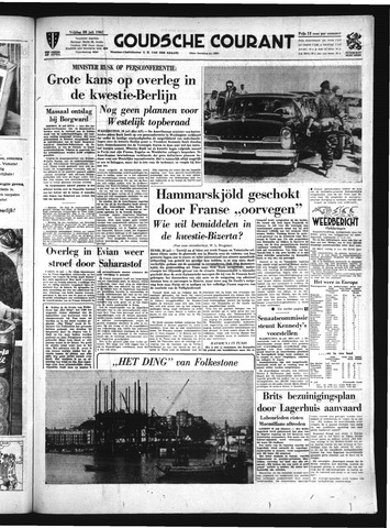 Goudsche Courant 1961-07-28