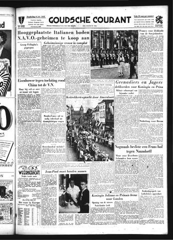 Goudsche Courant 1954-07-08