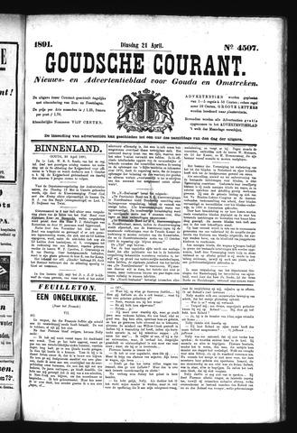 Goudsche Courant 1891-04-21