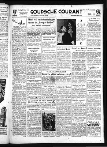 Goudsche Courant 1950-09-26