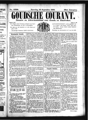 Goudsche Courant 1910-09-10