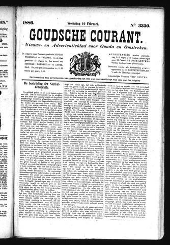 Goudsche Courant 1886-02-10
