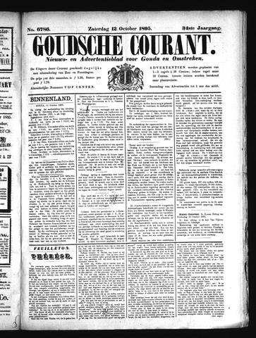 Goudsche Courant 1895-10-12