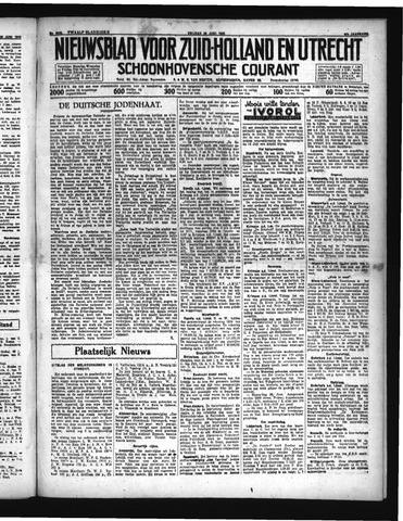 Schoonhovensche Courant 1935-06-28