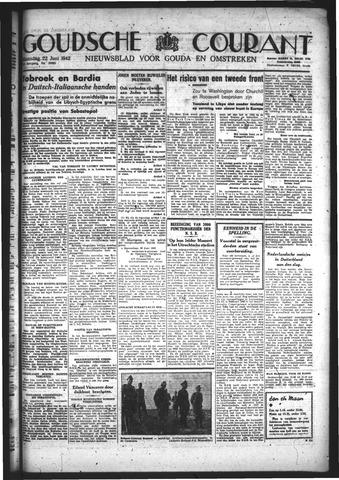 Goudsche Courant 1942-06-22