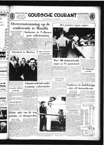 Goudsche Courant 1963-08-05