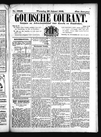 Goudsche Courant 1909-01-20
