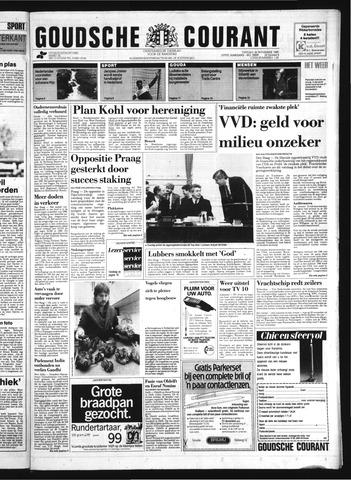 Goudsche Courant 1989-11-28