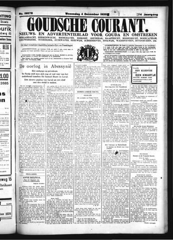 Goudsche Courant 1935-12-04
