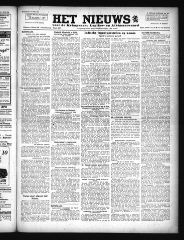 Schoonhovensche Courant 1946-06-12