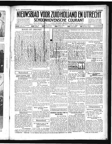 Schoonhovensche Courant 1937-02-12