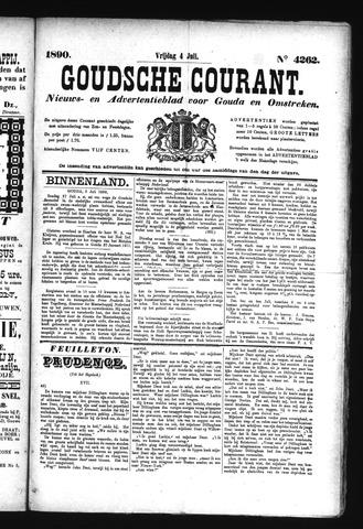 Goudsche Courant 1890-07-04