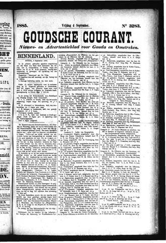 Goudsche Courant 1885-09-04