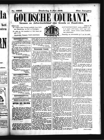 Goudsche Courant 1909-06-03