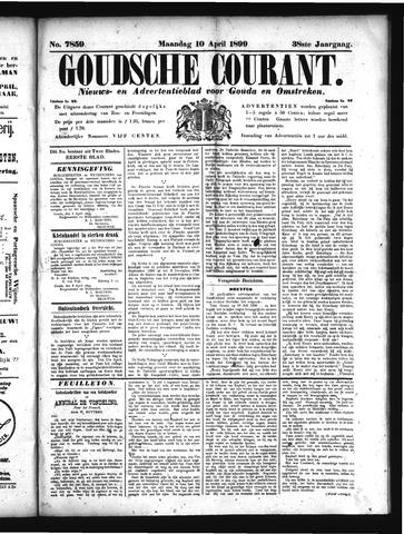 Goudsche Courant 1899-04-10