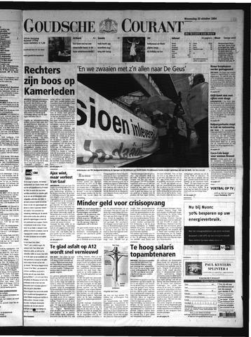 Goudsche Courant 2004-10-20