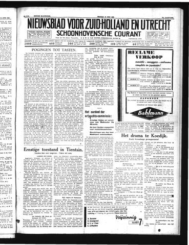 Schoonhovensche Courant 1939-06-16