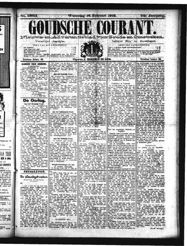 Goudsche Courant 1916-02-16