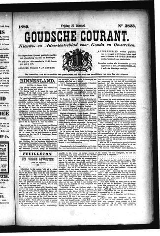 Goudsche Courant 1889-01-25