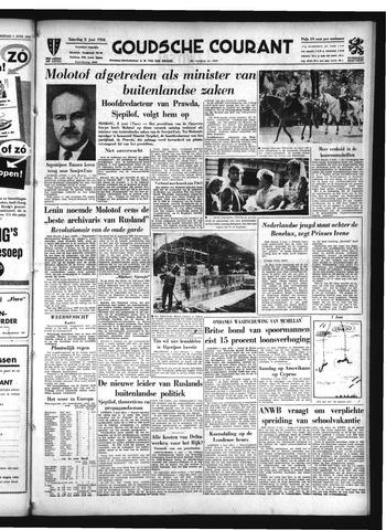 Goudsche Courant 1956-06-02