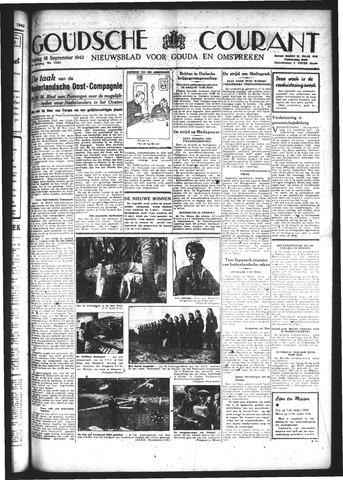 Goudsche Courant 1942-09-18