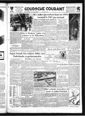 Goudsche Courant 1956-01-31