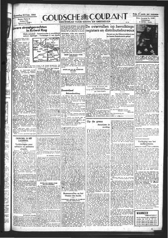 Goudsche Courant 1944-02-23