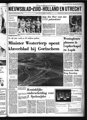 Schoonhovensche Courant 1976-08-09