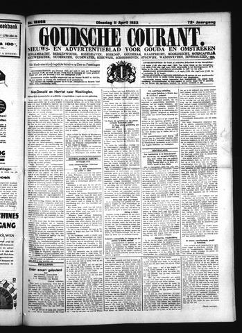Goudsche Courant 1933-04-11