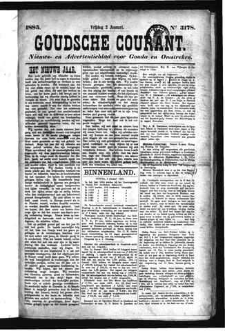 Goudsche Courant 1885