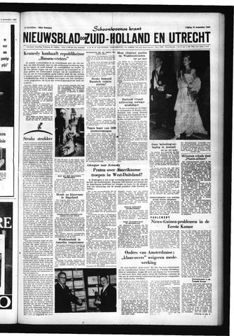 Schoonhovensche Courant 1960-11-11