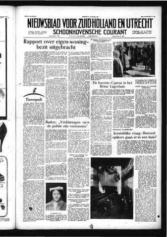 Schoonhovensche Courant 1956-03-14
