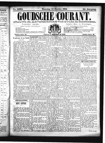 Goudsche Courant 1912-10-14