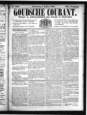 Goudsche Courant 1897-01-07