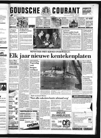 Goudsche Courant 1987-04-13