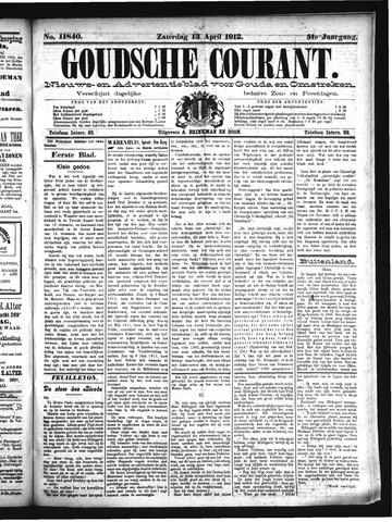 Goudsche Courant 1912-04-13