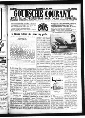 Goudsche Courant 1935-07-22